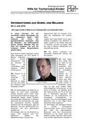 Informationen 4-2010 - Haus kirchlicher Dienste