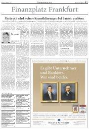 "Asset Management ""Made in Germany"" wächst ... -  Börsen-Zeitung"