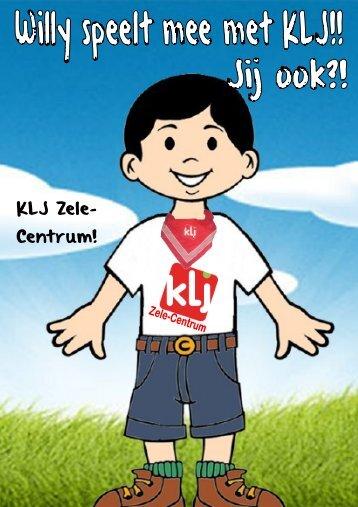 Boekje Willy - KLJ.be