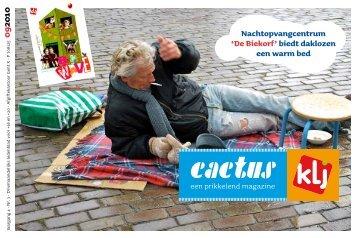 Nachtopvangcentrum 'De Biekorf' biedt daklozen een warm ... - KLJ.be