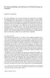'En verpletterd wordt het juk'. Verzet in Nederland 1940-1945 - Knhg