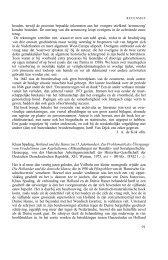 Holland und die Hanse im 15. Jahrhundert. Zur Problematik des ...