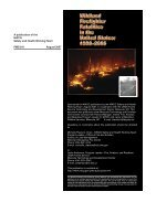 Wildland Firefighter Fatalities in the United States: 1990–2006 - Page 3