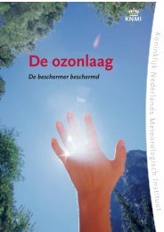 De ozonlaag - Knmi