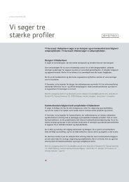 Ann_3 stillinger.indd - Dansk Kommunikationsforening