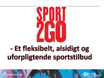 Få flere unge til at bevæge sig mere og varigt. - Kristiansand kommune