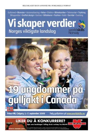 Norges viktigste landslag - KS