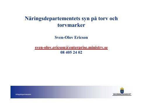 Sven Olov Ericson