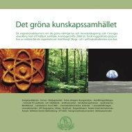 Det gröna kunskapssamhället.indd - och Lantbruksakademien