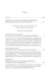 Kants Metaphysik und Religionsphilosophie
