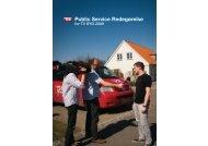 TV SYDs public service-redegørelse for 2009 - Kulturstyrelsen