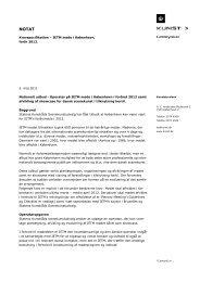 5. maj 2011 Nationalt udbud - Operatør på IETM møde i ... - Kunst.dk
