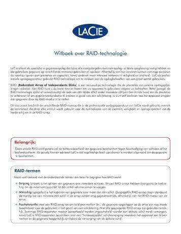 White Paper - LaCie