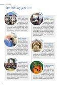 Jahresbericht 2011 zum Download - Deutsche Stiftung Denkmalschutz - Seite 4