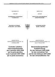 Kollektivvertragsverhandlungen - Südtiroler Landtag