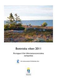 Bottniska viken 2011 - Länsstyrelserna