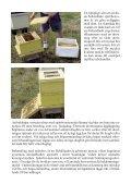 Bekämpning av varroakvalster med spärrboxmetoden JO03:7 hos SJV - Page 4