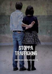 Informationsmaterial om människohandel - Länsstyrelserna
