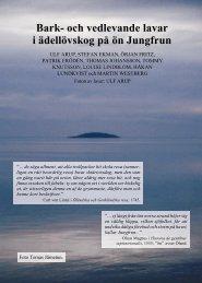 358 Svensk botanisk t 99-2 pdf - Länsstyrelserna