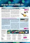 Die Kundeninformation der Laser 2000 GmbH - Seite 6