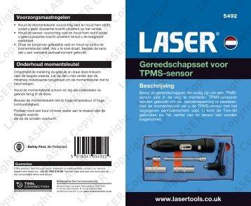Copyrigh ER Copyright L LASER Copyright LASE ight ... - Laser Tools