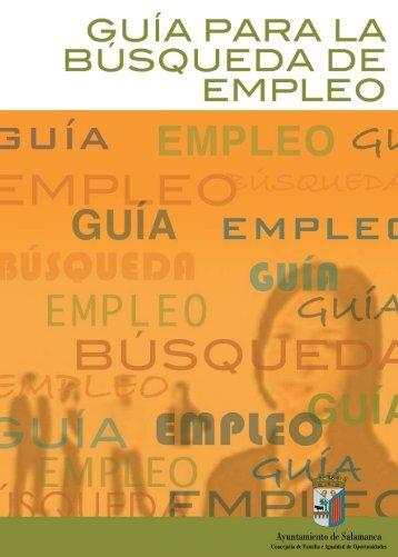 Guía de Empleo