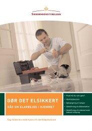 Gør Det Sikkert - CME el-service