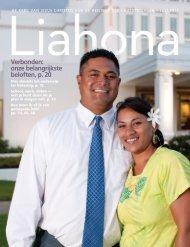 Juli 2012 Liahona - The Church of Jesus Christ of Latter-day Saints