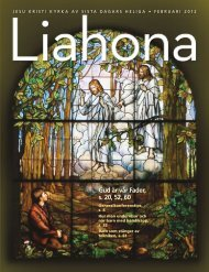 Februari - The Church of Jesus Christ of Latter-day Saints