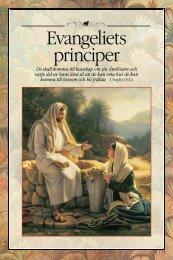Evangeliets principer