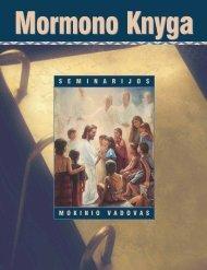 Book of Mormon Seminary Student Study Guide
