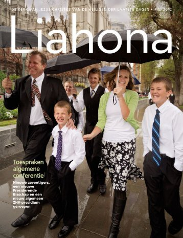 Mei 2012 Liahona - The Church of Jesus Christ of Latter-day Saints