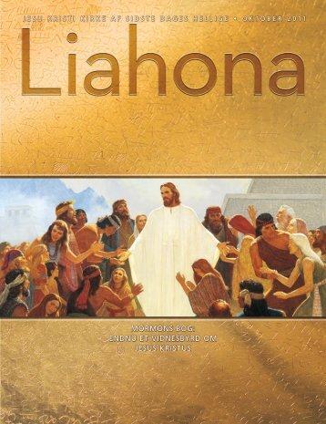 Oktober - The Church of Jesus Christ of Latter-day Saints