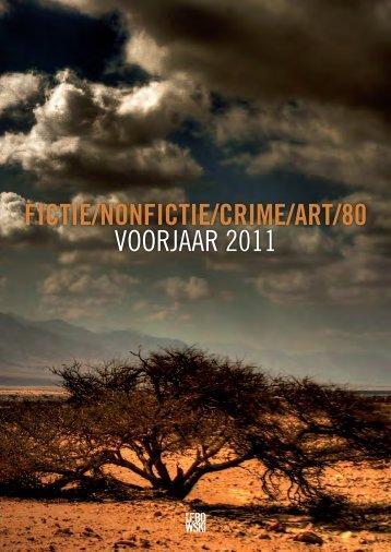 FlCTlE/NONFlCTlE/CRlME/ART/80 VOORJAAR 2011 - Lebowski ...