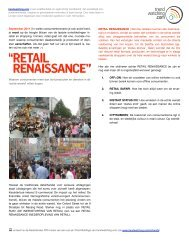 Download RETAIL RENAISSANCE als PDF - Trendwatching