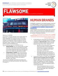 Download FLAWSOME als PDF - Trendwatching