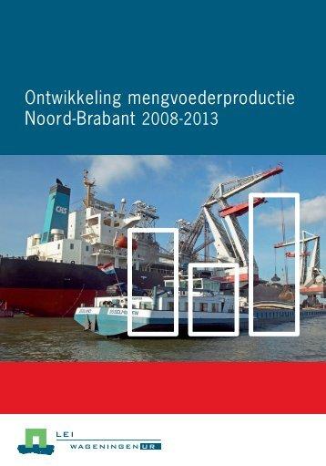 2008-062 Mengvoederproductie Brabant SANDY - LEI