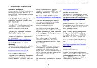 4.4 Recommended further reading Presenting Information A superb ...