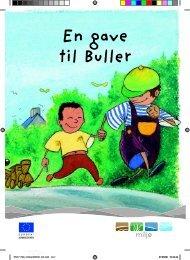 En gave til Buller - EU Bookshop - Europa