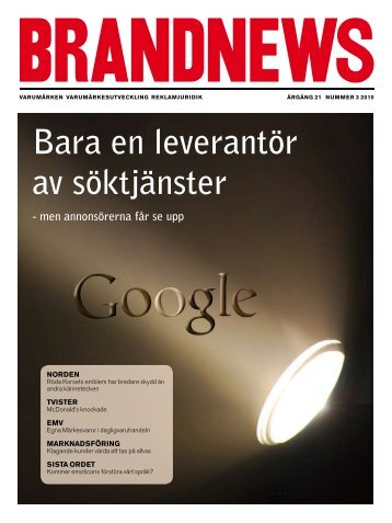 BN 3/2010 - Brandeye