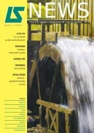 LS News 9 Juni 2001 - Leroy-Somer