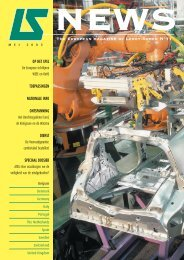 LS News 11 Mei 2003 - Leroy-Somer