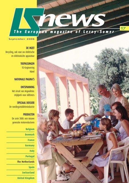 LS News 17 September 2006 - Leroy-Somer