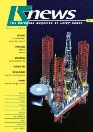 LS News 16 Maart 2006 - Leroy-Somer