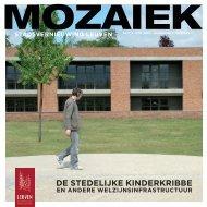 juni 2010: De stedelijke kinderkribbe en andere ... - Stad Leuven