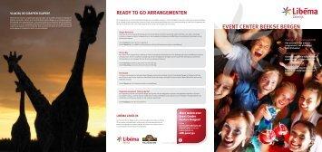 event center beekse bergen - Libéma Zakelijk