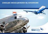zakelijke mogelijkheden bij aviodrome - Libéma Zakelijk