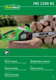 FKS 2200 B1 - Lidl Service Website
