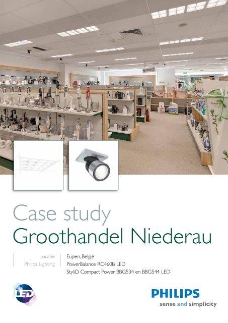 Groothandel Nieuderau - Philips Lighting