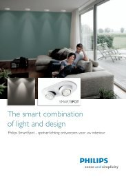 Philips SmartSpot general.indd - Philips Lighting